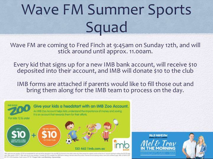 Wave FM Summer Sports